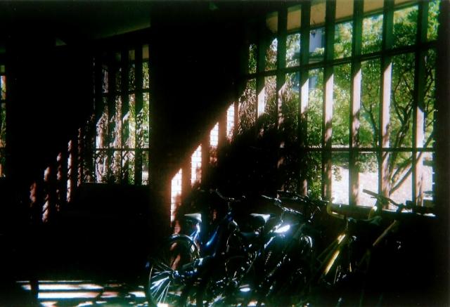 Bicycle Jail