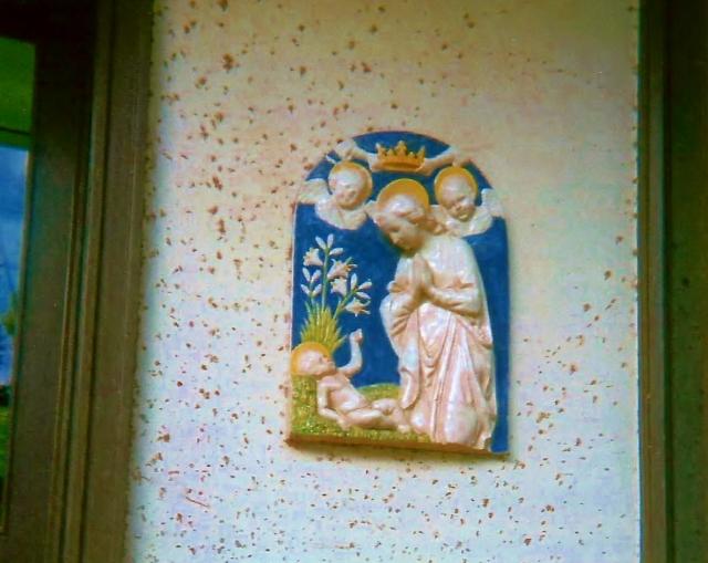 Archangel relief
