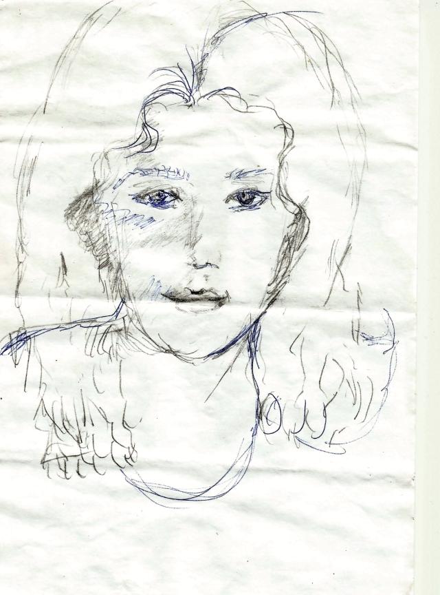 Mother Sketch
