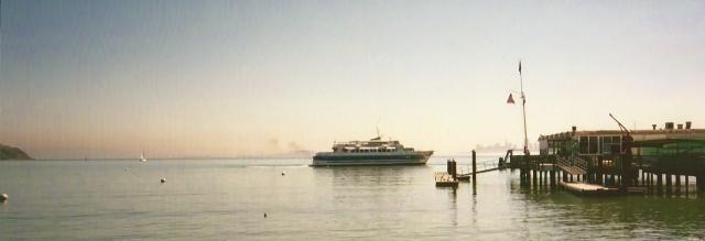 Sausalito Ferry
