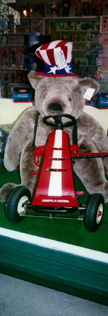 Bear transportation