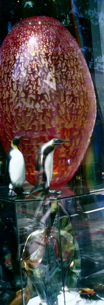 Penguin Glass