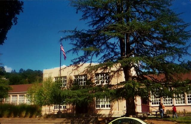 San Rafael High School