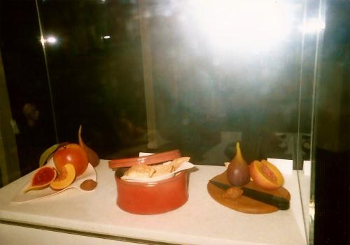 Art gallery fruit